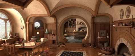 hobbit home interior and interiors a house fit for a hobbit