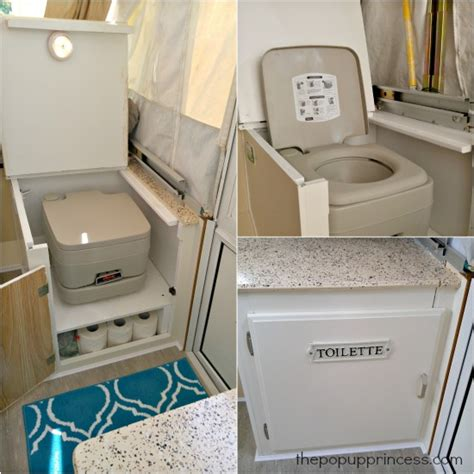 Cheapest Kitchen Cabinet shannon s pop up camper makeover the pop up princess