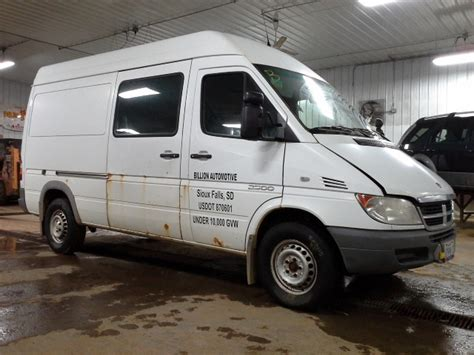 2006 Dodge Sprinter by 2006 Dodge Sprinter 2500 Rear Leaf Ebay