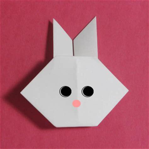 easy origami rabbit origami maniacs easy origami for
