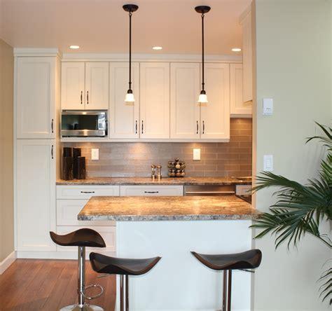 vancouver condo kitchen remodel cornerstone