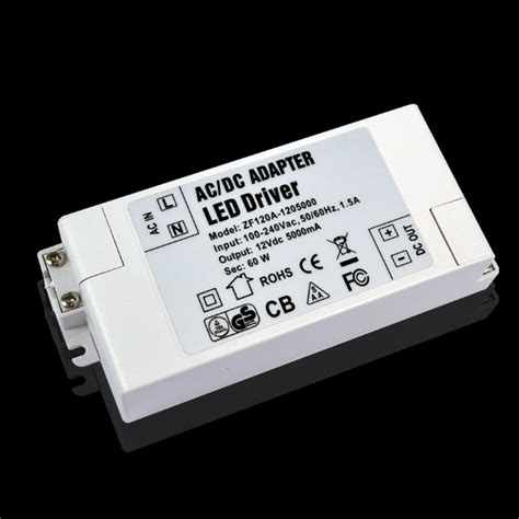 led lighting power supply led 4w dimmer power supply driver yellow green ac 220v