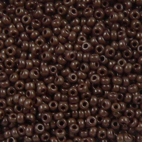 size 11 seed brown seed size 11 beadstore