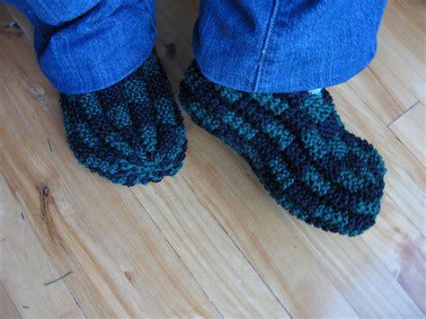 free knitted slipper patterns free knitting patterns slippers my patterns