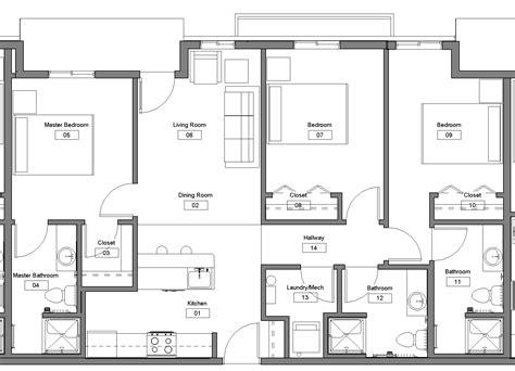 www floorplan 25 more 3 bedroom 3d floor plans three bedroom floor plans studio design gallery home