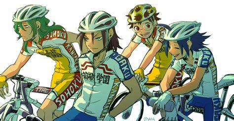 yowamushi pedal fall 2013 anime preview