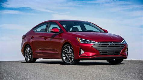 Hyundai Elantra 2019 by 2019 Hyundai Elantra Drive Safer Sharper Sedanier
