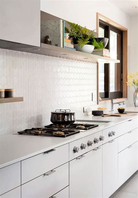 kitchen backsplash alternatives alternatives to white subway tile centsational style