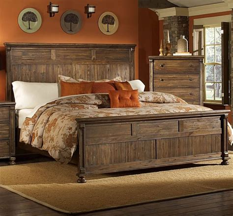rustic master bedroom furniture rustic furniture set home decor