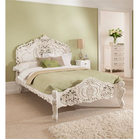rococo bedroom furniture antique style rococo bed homesdirect365