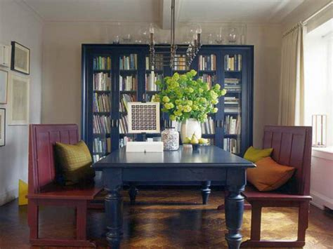 bookshelves in dining room simple but attractive bookshelves decoration in dining room