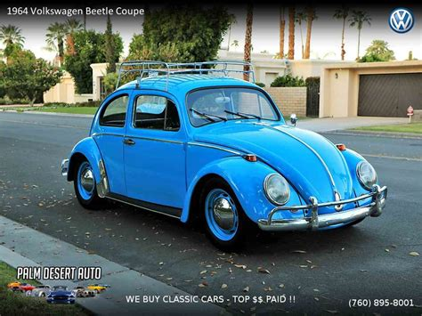 1964 Volkswagen Beetle For Sale by 1964 Volkswagen Beetle For Sale Classiccars Cc 1058179