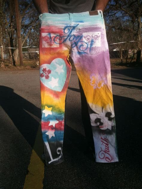 spray painting for clothes pin by kathy ussery on just for