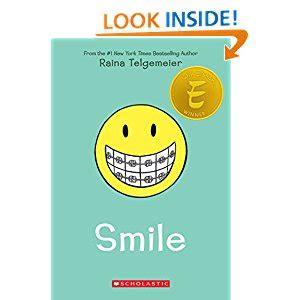 pictures of the book smile smile raina telgemeier 8601300314594 books