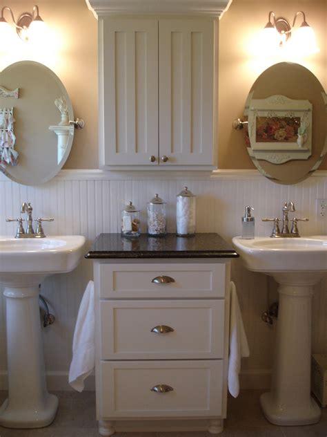 Bathroom Sink Ideas by Forever Decorating My Master Bathroom Update