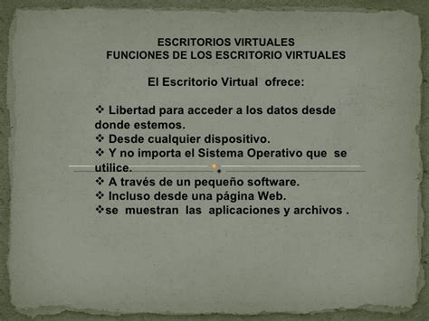 eva escritorios virtuales escritorios virtuales