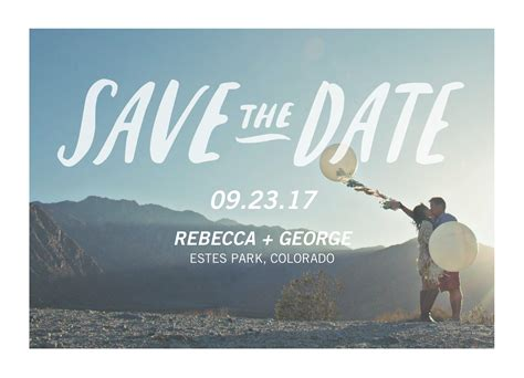 save the date when to send save the dates wording etiquette guide