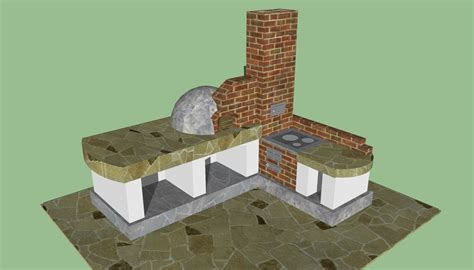 outdoor barbeque designs howtospecialist how to build