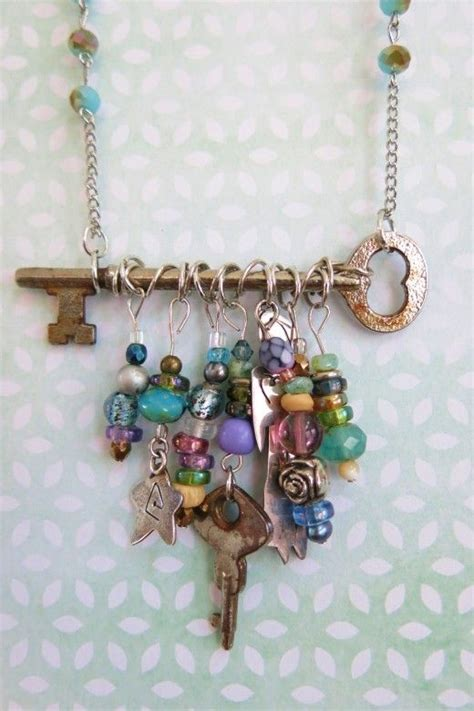 how to make chains jewelry 25 unique key necklace ideas on skeleton key
