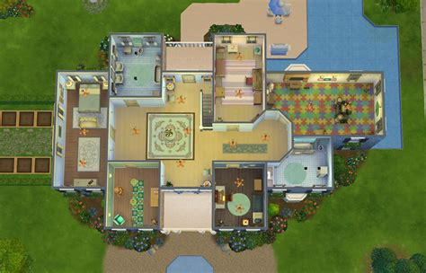 sims floor plans living room sims 4 downloads newhairstylesformen2014