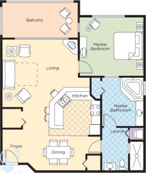 Wyndham Bonnet Creek 3 Bedroom Deluxe by Wyndham Bonnet Creek Resort 1 Bedroom