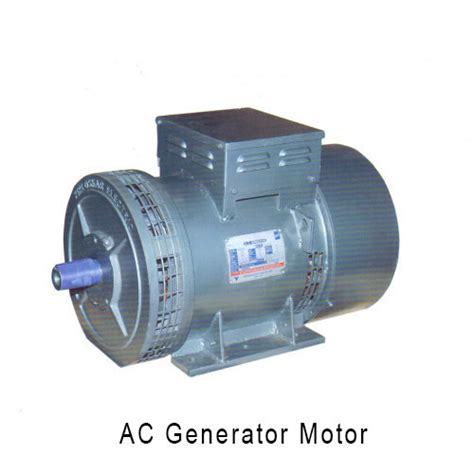 Ac Motor Manufacturers by Ac Generator Motor Manufacturer From Pune