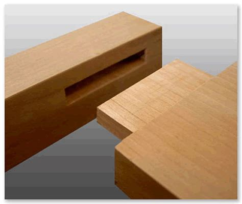 woodworking mortise and tenon mortise and tenon joint explained learn what holds most