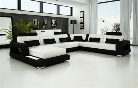 white leather sofa sectional black and white leather sofa set for a modern living room