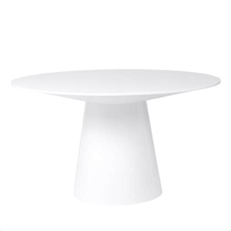 white pedestal dining table eurostyle wesley pedestal dining table in white