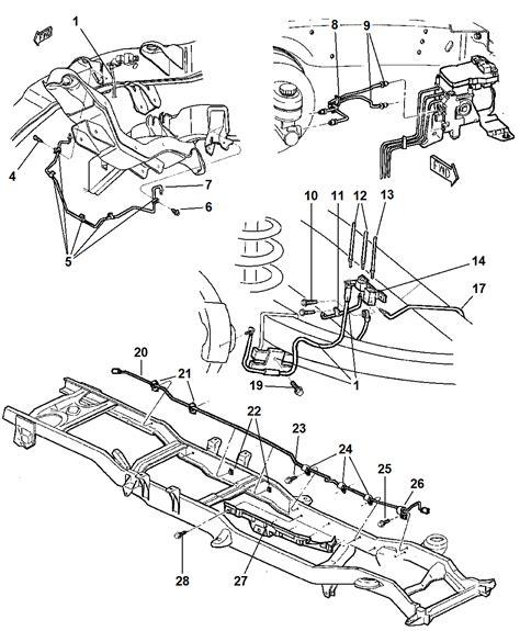 repair anti lock braking 1997 dodge intrepid instrument cluster 2001 dodge ram 2500 brake line diagram best brake 2018