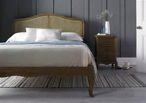 wicker bed frame loire rattan bed frame lfe oak beds wooden beds beds