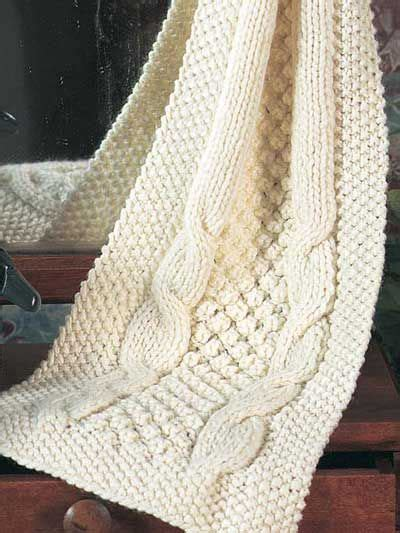 easy cable knit scarf 167 best knit patterns images on knitting