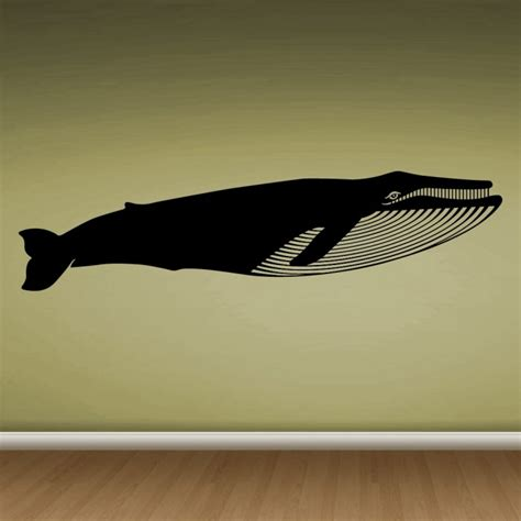 whale wall stickers whale vinyl wall sticker cutzz