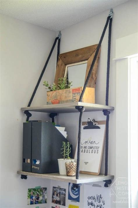 hanging wire shelves 17 best ideas about hanging shelves on wall