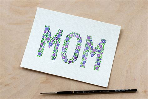 how to make a cool mothers day card 18 s day card ideas best diy and store bought