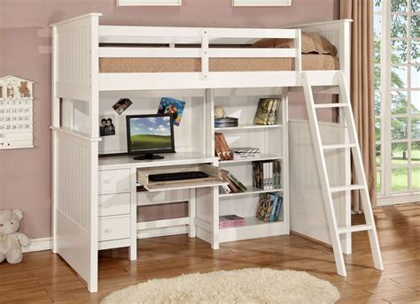 loft beds with desk for school house loft bed with desk and storage