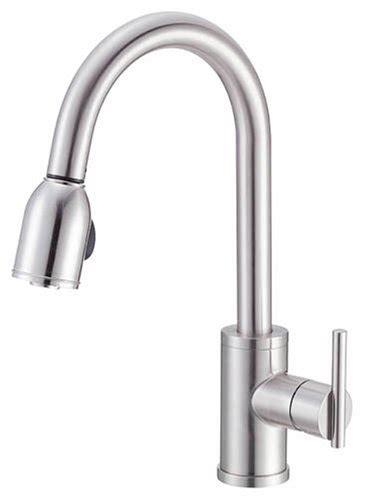 danze parma kitchen faucet danze parma pull single handle kitchen faucet