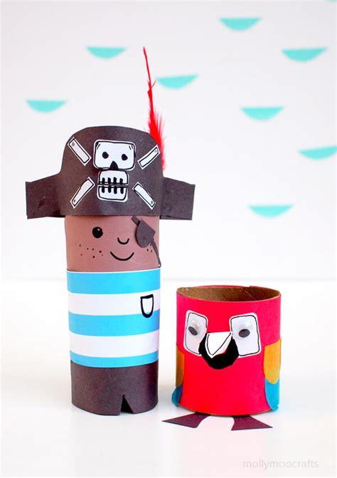 large roll of craft paper pirate paper roll craft allfreekidscrafts