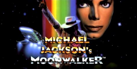 moon walker michael jackson s moonwalker gamefabrique
