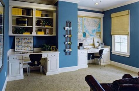 paint colors for office in the home 15 home office paint color ideas rilane