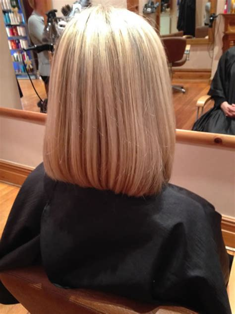 pictures of the back of shoulder lenth hair hair and beauty stockport cut and style hair salon