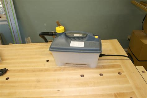 woodworking steam box review earlex ss77 steam generator by jeff waggoner