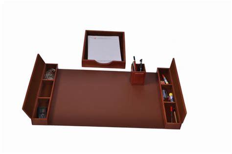 leather desk set leather office desk set in vijay enclave new delhi