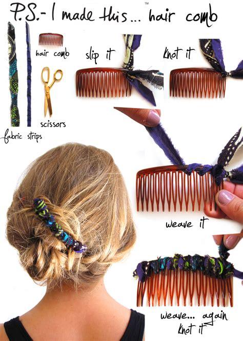 Best Hair Accessory Diys Hair