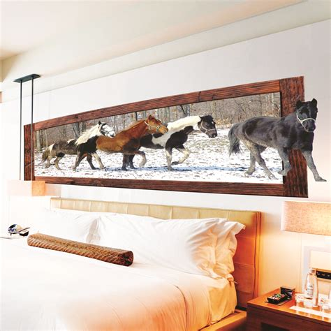 Horse Wall Mural horse wall decal mural large wall decals primedecals
