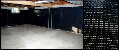 interior basement waterproofing membrane basement waterproofing systems furlong contracting