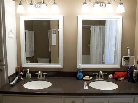 bathroom mirrors for vanity interior framed bathroom vanity mirrors corner sinks for