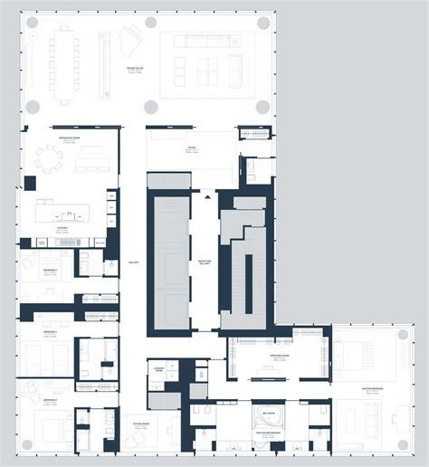www floorplan here s what s still for sale at one57 with floorplans curbed ny