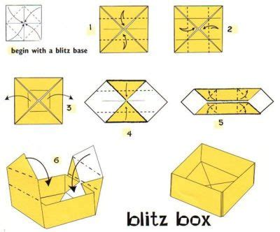 how to make an origami box rubber arts stin up with maxene country living