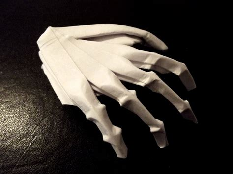 origami skeleton origami skeleton by thatandyguy95 on deviantart